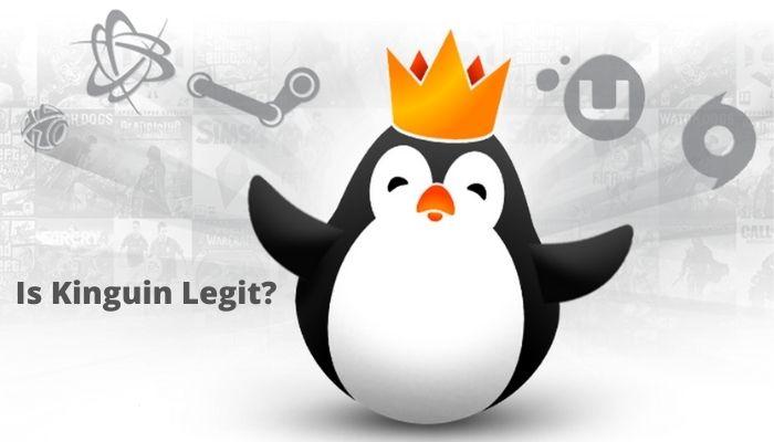 Is Kinguin Legit