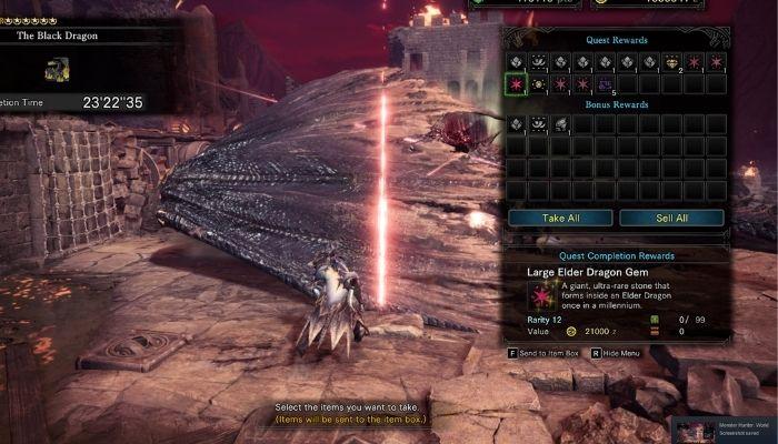 Best Large Elder Dragon Gem